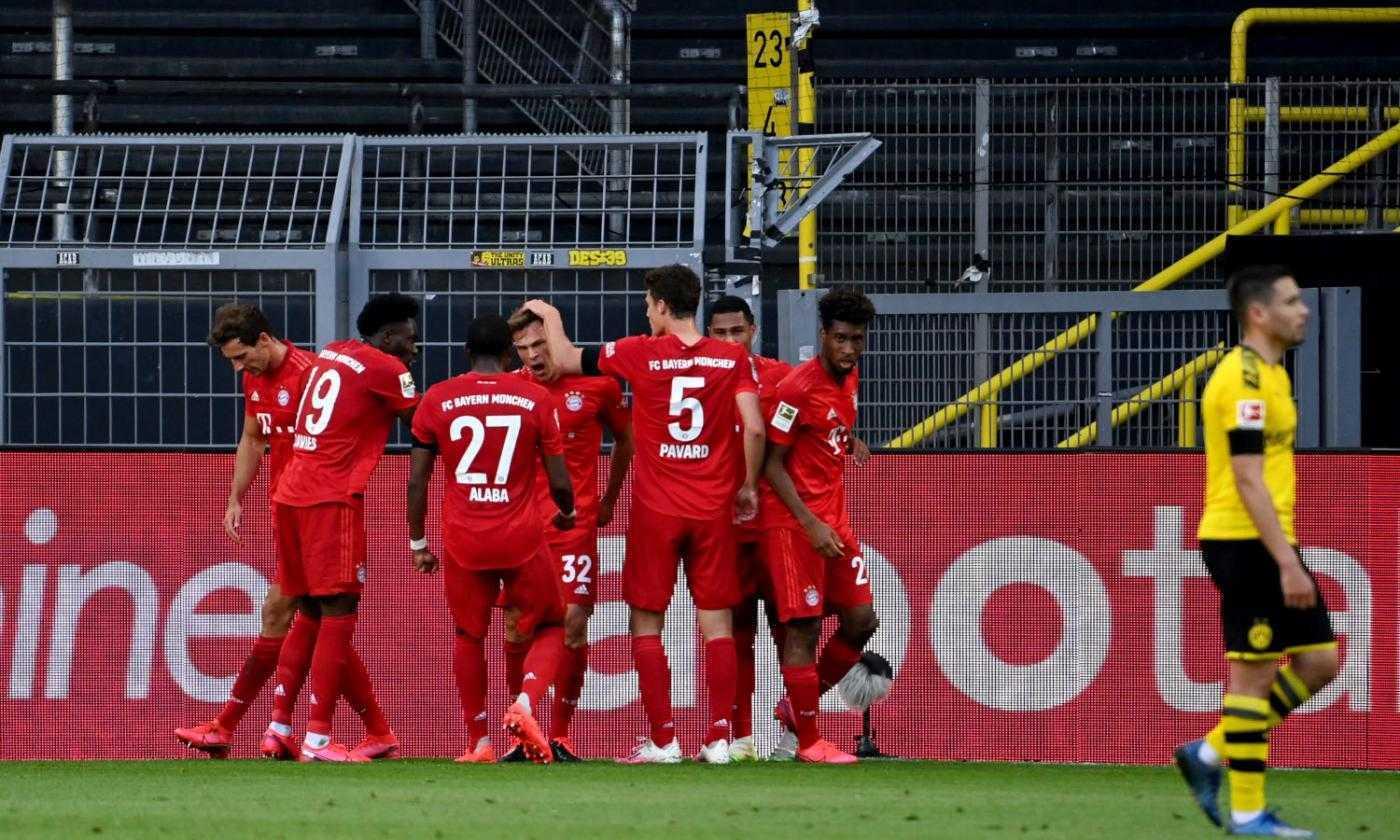 Bundesliga: ripresa con il botto