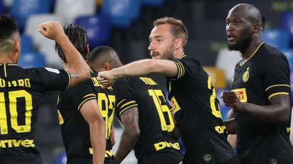 Coppa Italia, Napoli-Inter (1-1): analisi tattica e considerazioni
