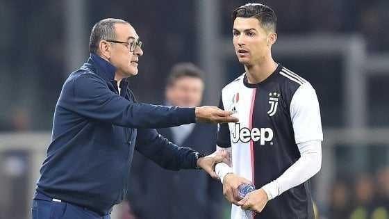 """Sarri: """"Così non è facile..."""": le dichiarazioni dopo Juve-Milan"""
