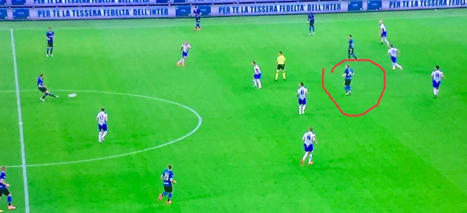 Inter-Sampdoria (2-1): analisi tattica e considerazioni