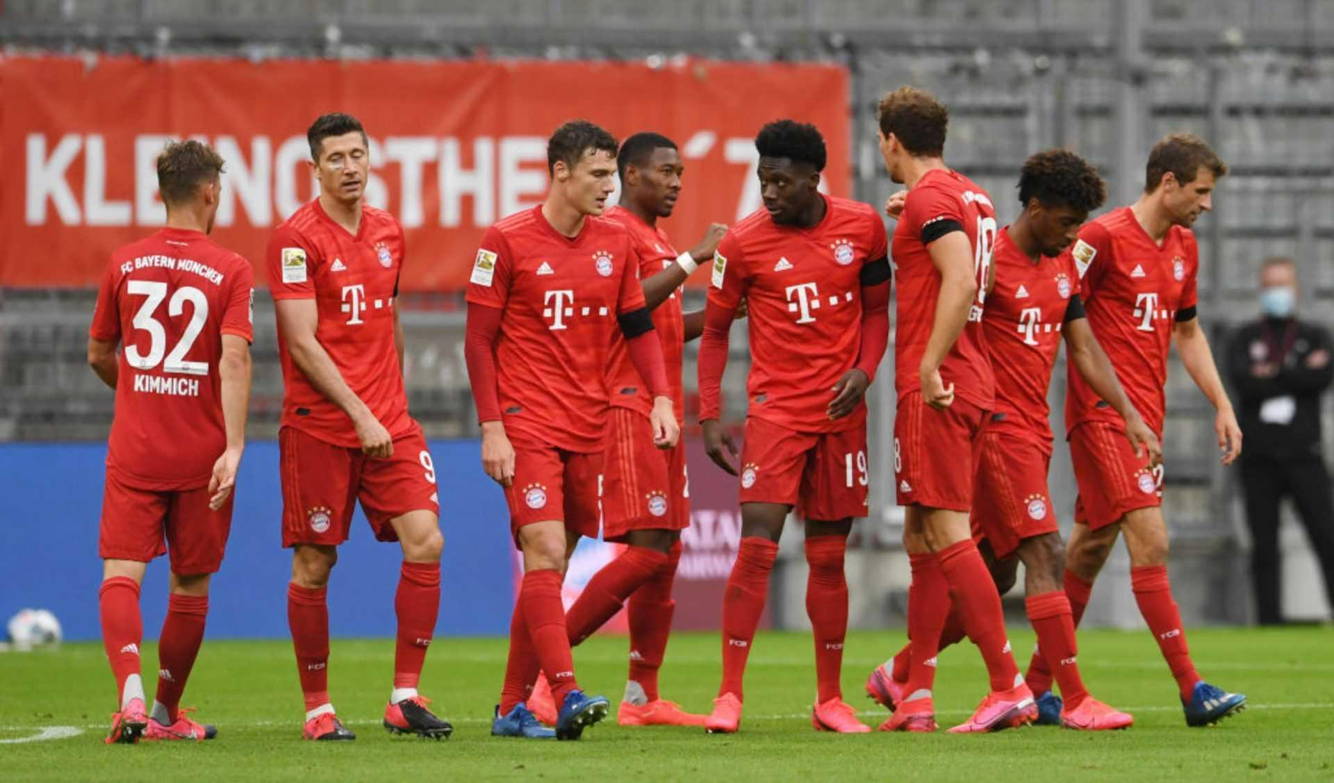 Bundesliga: che spettacolo la 29esima giornata