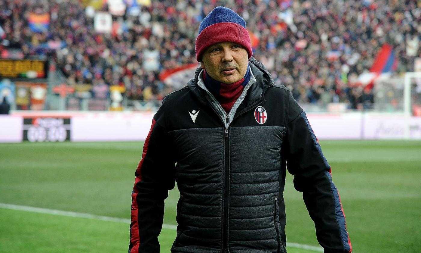 Inter-Bologna, Mihajlovic-show nel post-partita