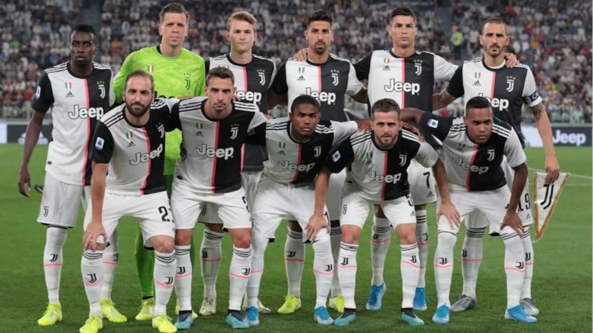 Juventus campione per nove volte consecutive: gli eroi dello scudetto