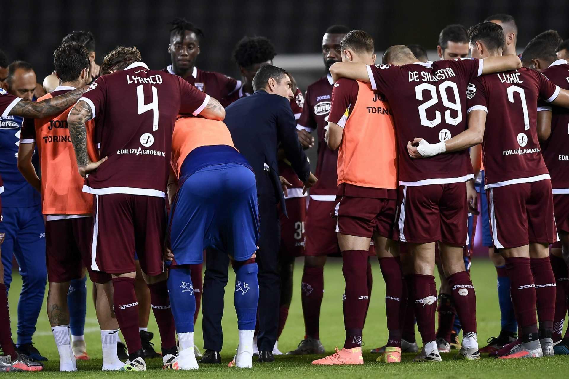 """Torino-Brescia 3-1, Longo: """"Rimonta con personalità"""""""