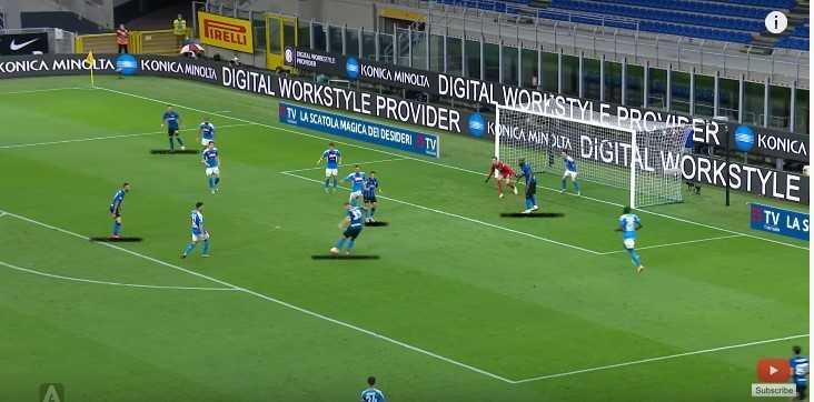 Inter-Napoli (2-0): analisi tattica e considerazioni