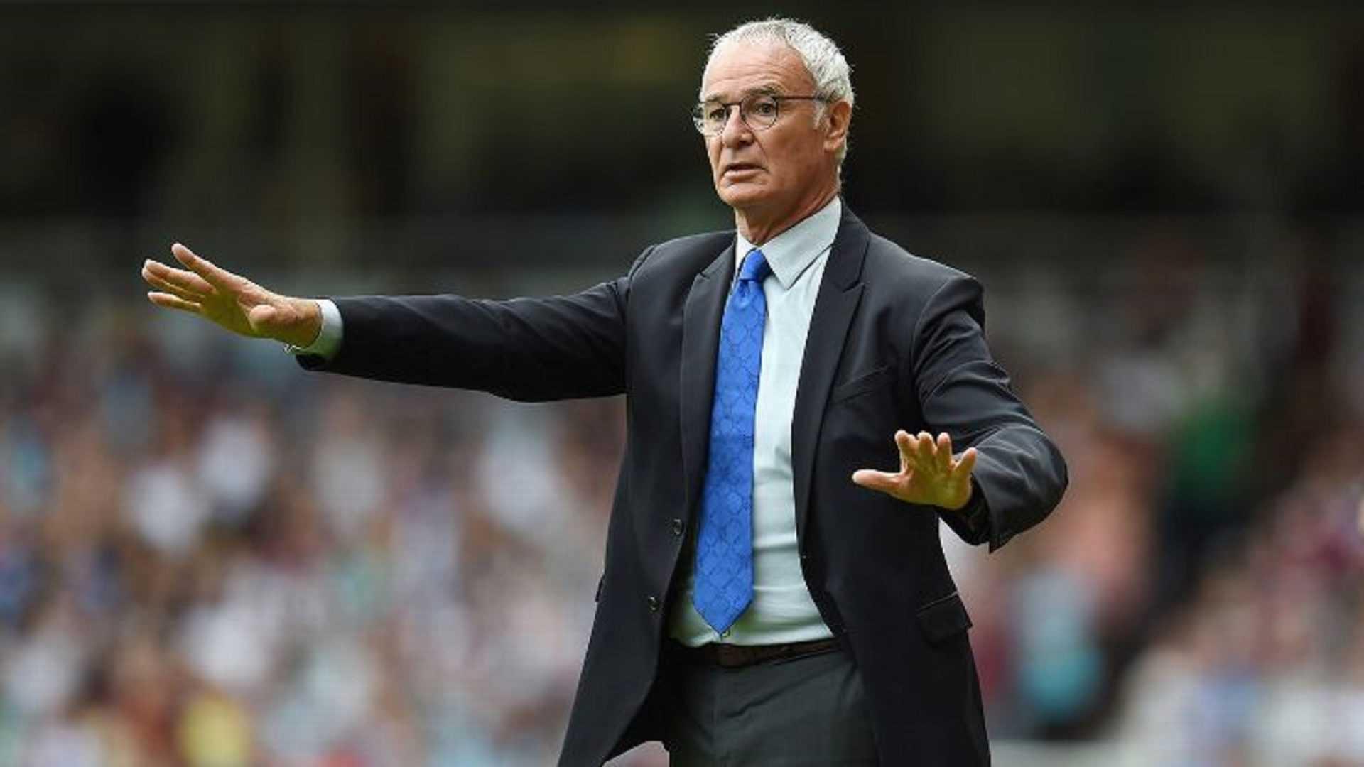 Sampdoria, Claudio Ranieri ai saluti