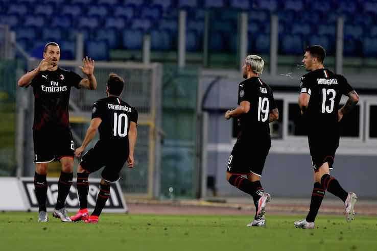 Lazio-Milan (0-3): analisi tattica e considerazioni