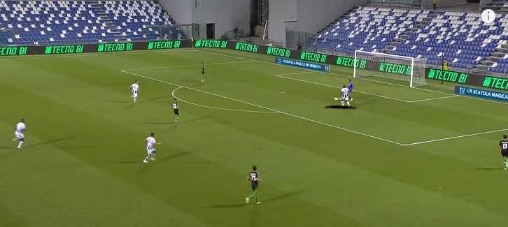 Sassuolo-Udinese (0-1): analisi tattica e considerazioni