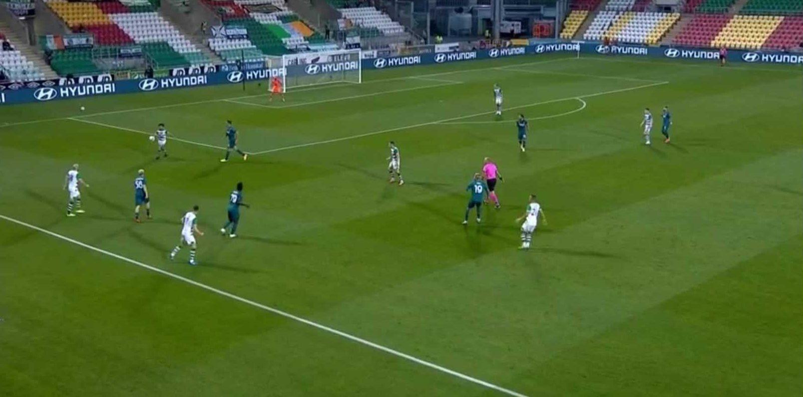 Shamrock Rovers-Milan (0-2): analisi tattica e considerazioni