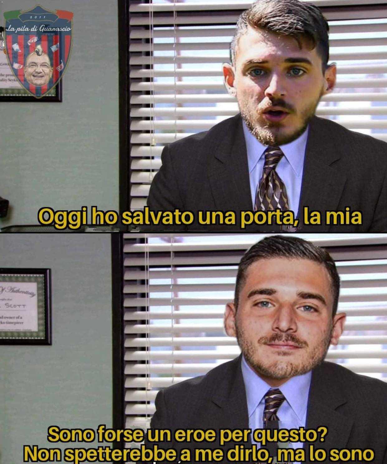 """Wladimiro Falcone, chi è il pararigori """"eroe"""" del Cosenza"""