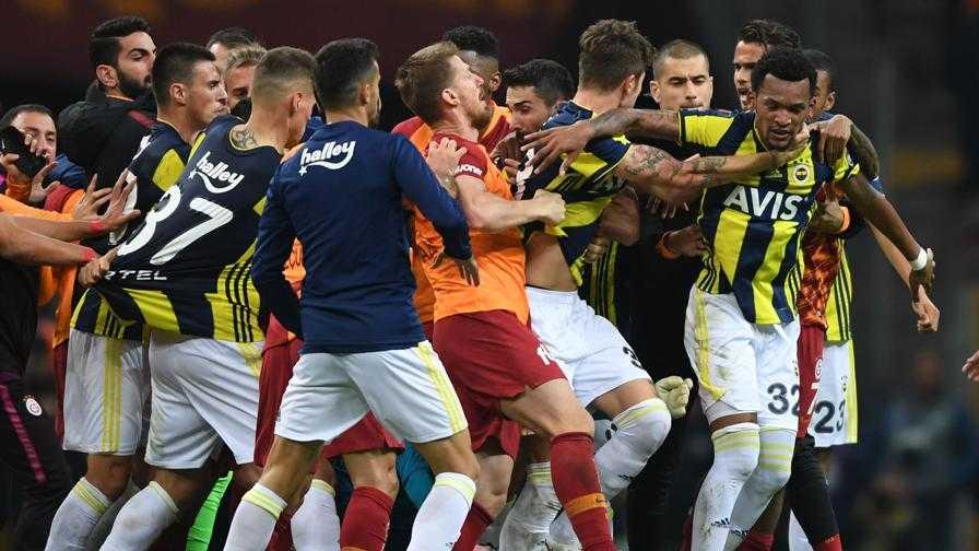 Galatasaray e Fenerbahce: storia del derby intercontinentale