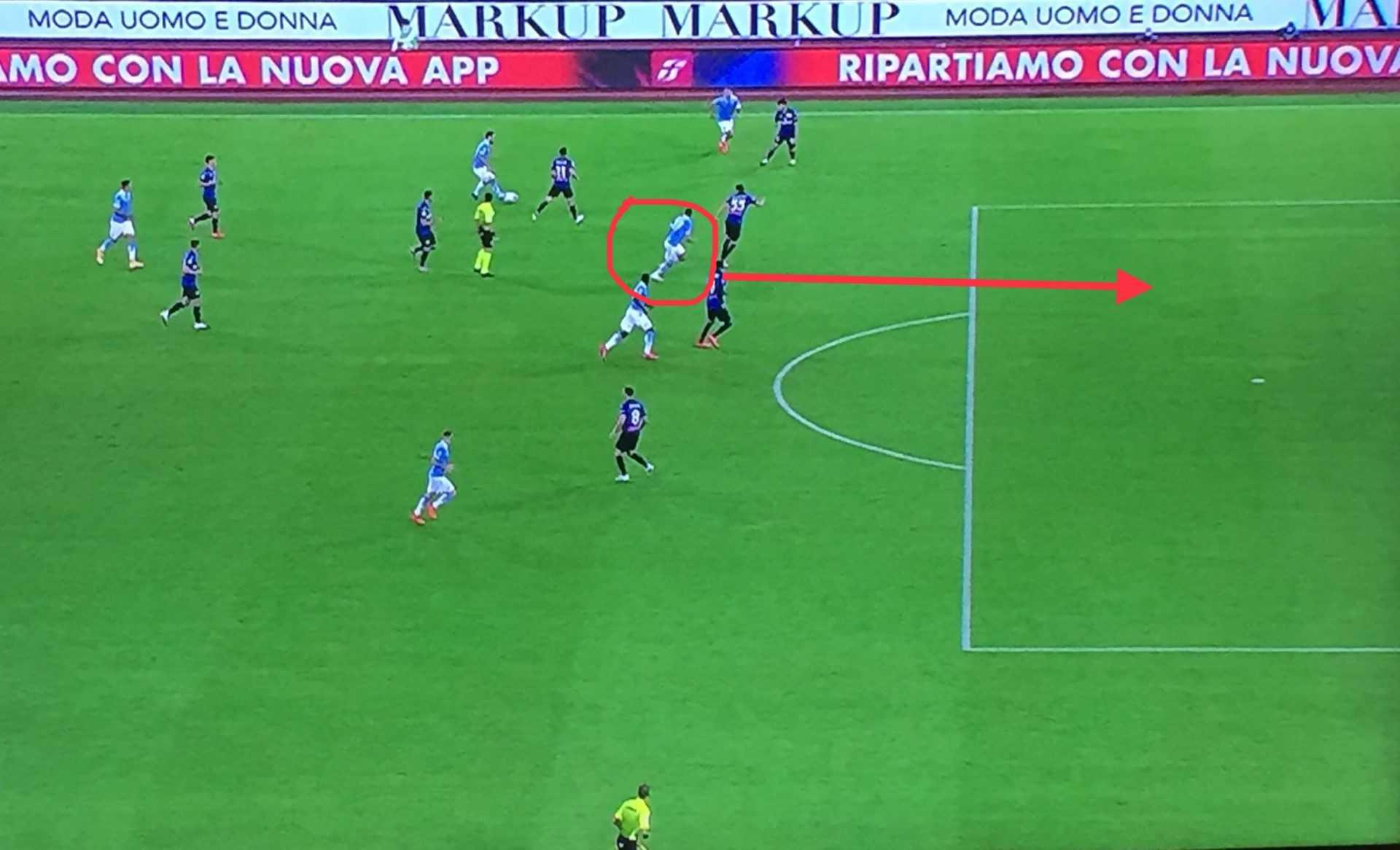 Lazio-Atalanta (1-4): analisi tattica e considerazioni