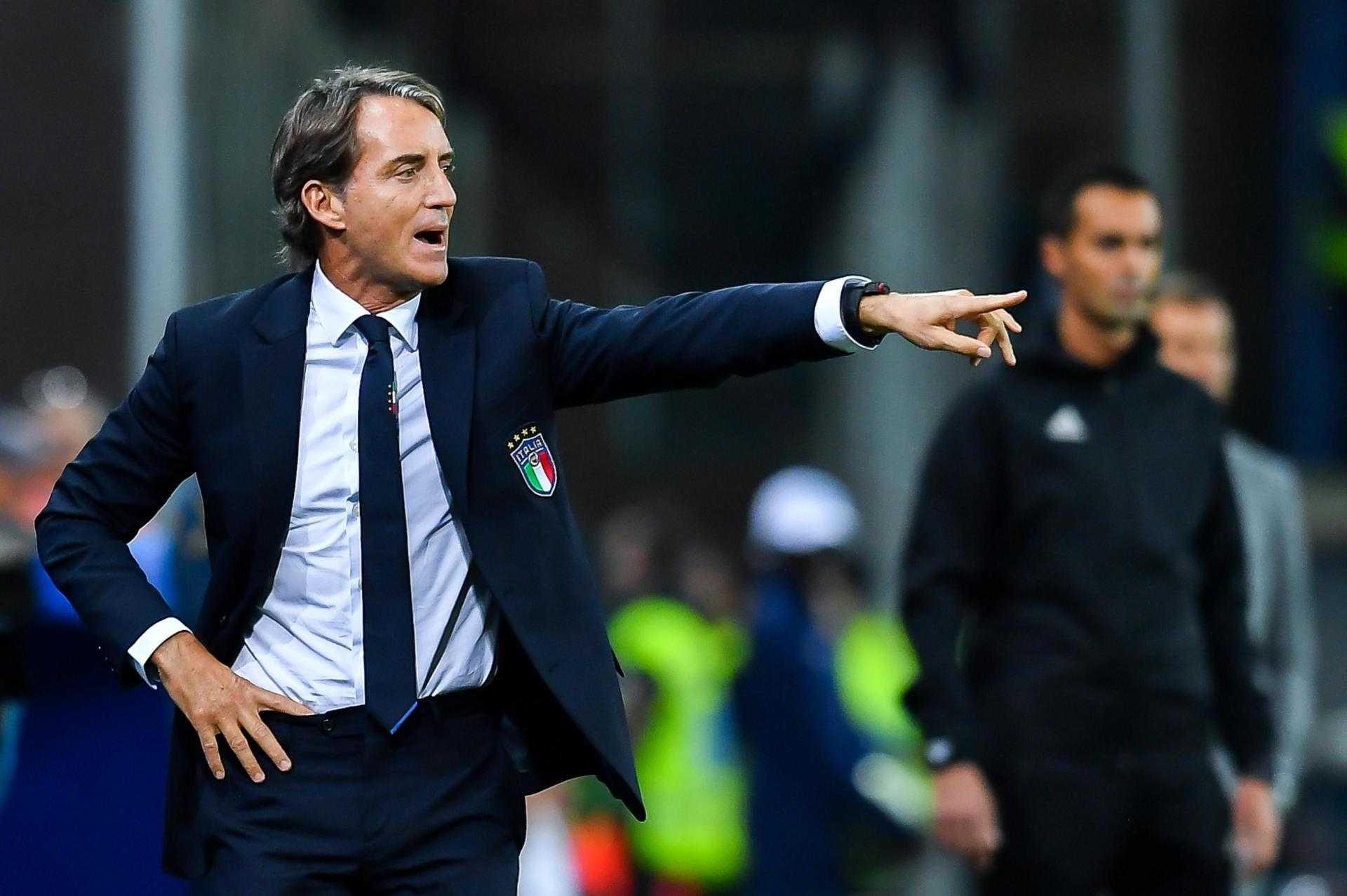 Conferenza stampa Italia-Lituania, Mancini: «Dobbiamo vincere»