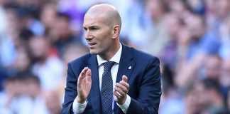conferenza atalanta real zidane