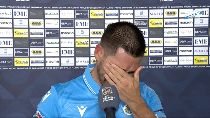 Nations League: San Marino entra nella storia