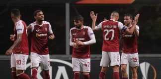 Sporting Braga Roma