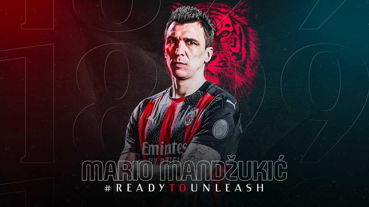 UFFICIALE - Mandzukic annuncia l'addio al calcio