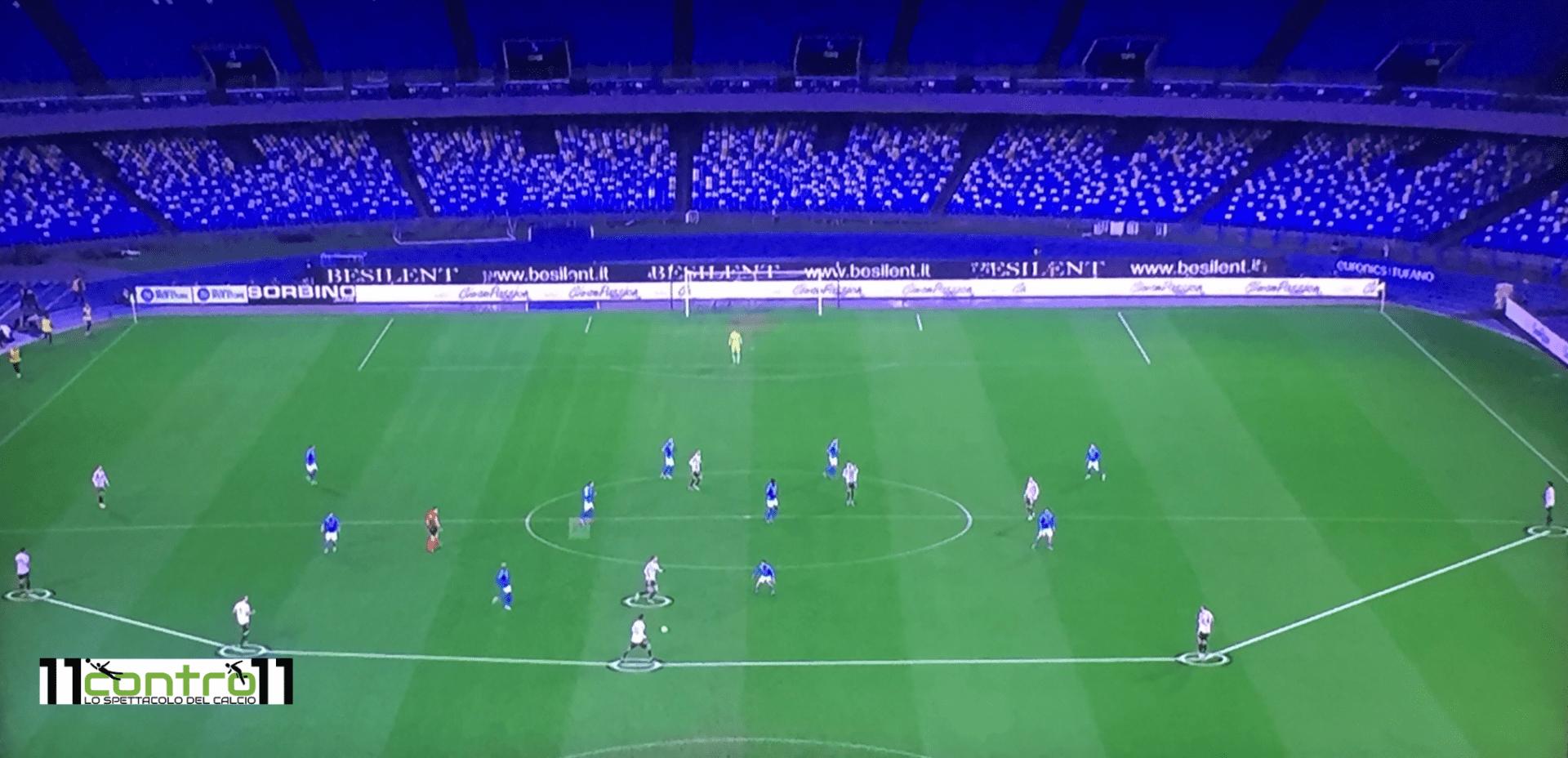 Napoli-Juventus (1-0): analisi tattica e considerazioni