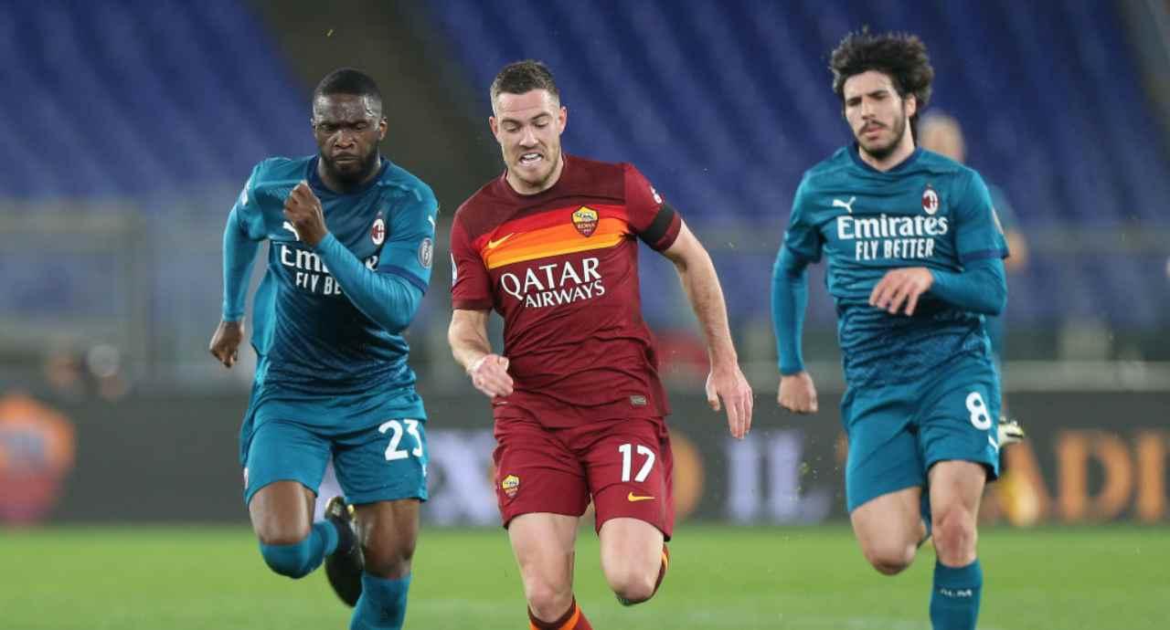 Serie A, la classifica a confronto dopo 24 giornate
