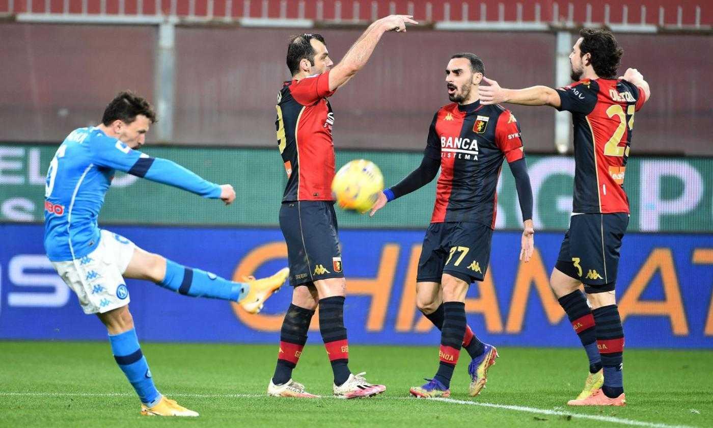 Serie A, la situazione a metà classifica a 10 giornate dalla fine