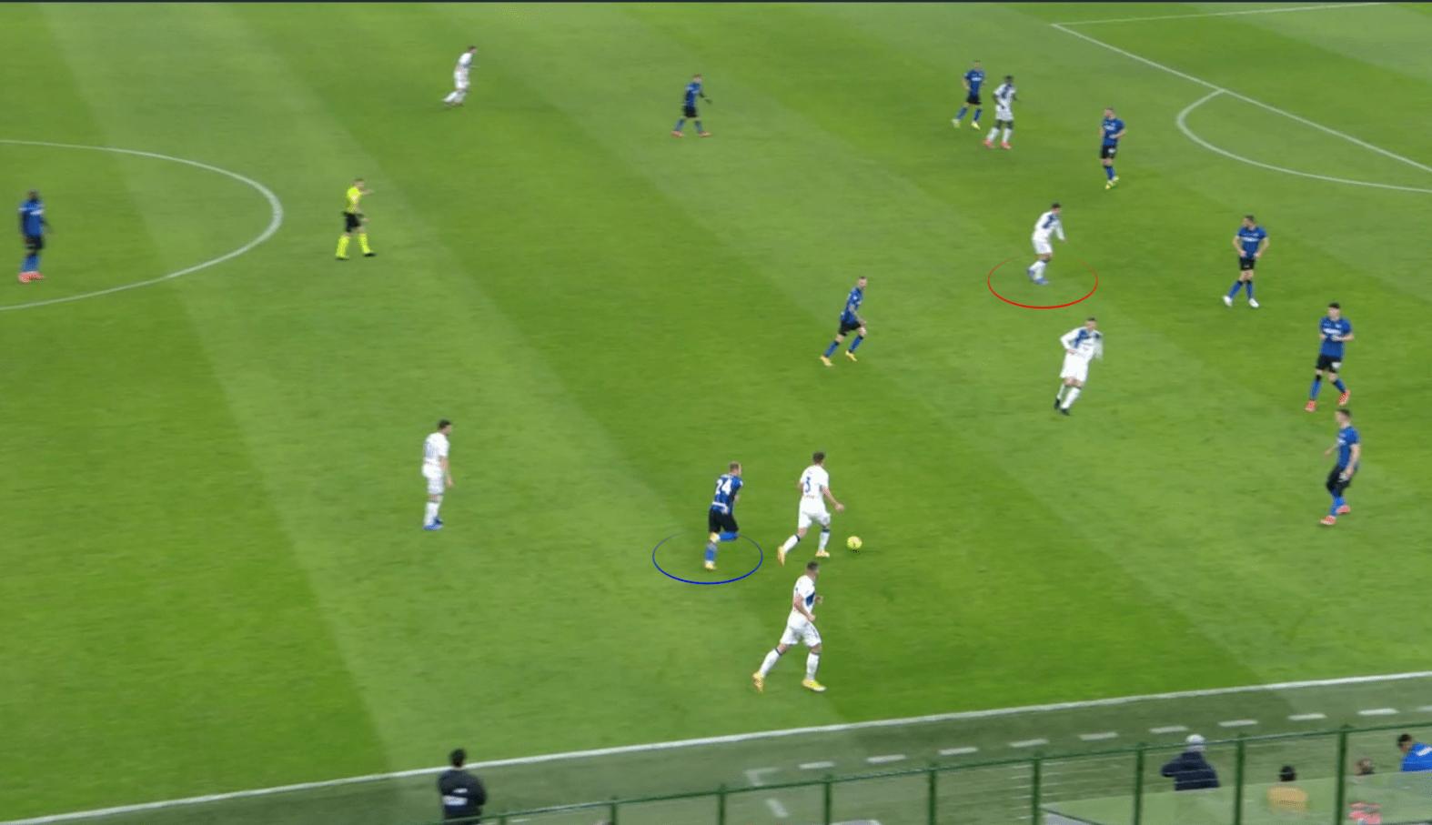 Inter-Atalanta (1-0): analisi tattica e considerazioni