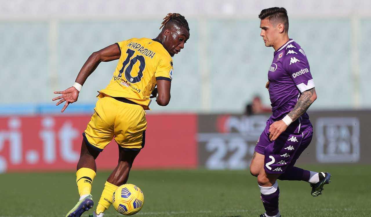 Serie A, meno 10 al traguardo: la lotta salvezza