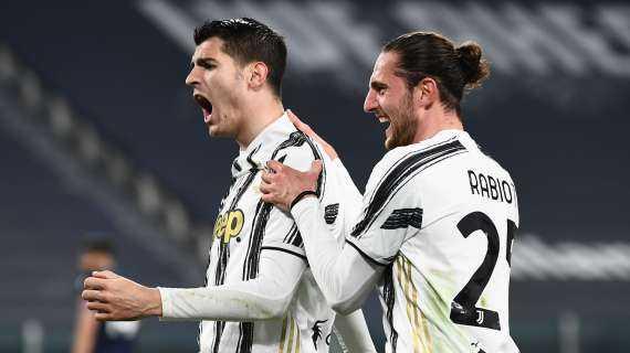 Le pagelle di Juventus-Lazio: Morata e Chiesa indemoniati