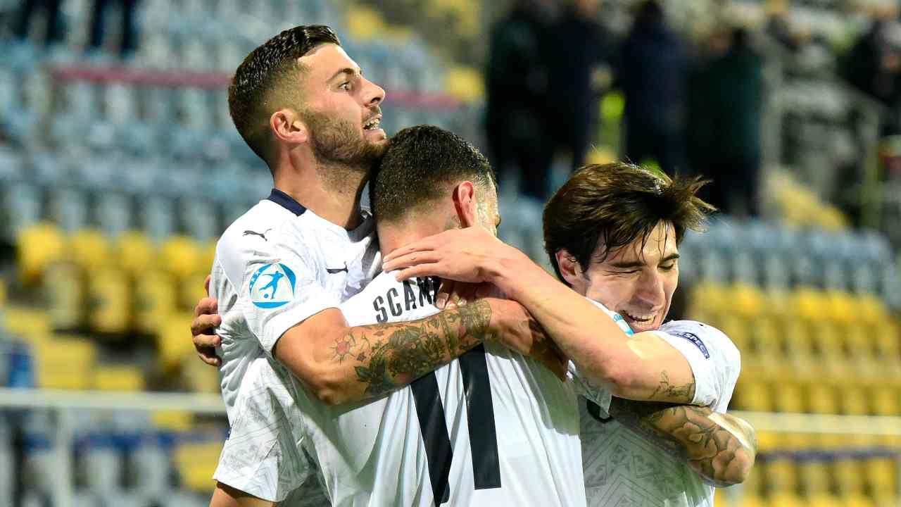 Italia-Slovenia Under 21 (4-0): analisi tattica e considerazioni