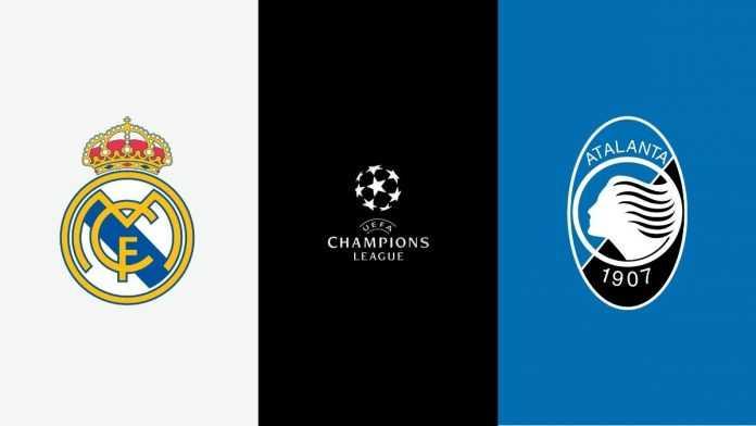 pagelle Real Madrid Atalanta