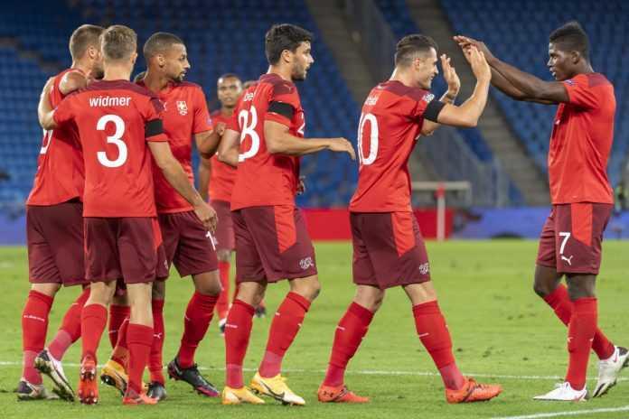 Svizzera-Germania Nations League