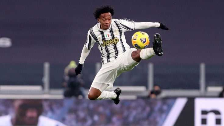 Assist Cuadrado: superato Zidane in classifica