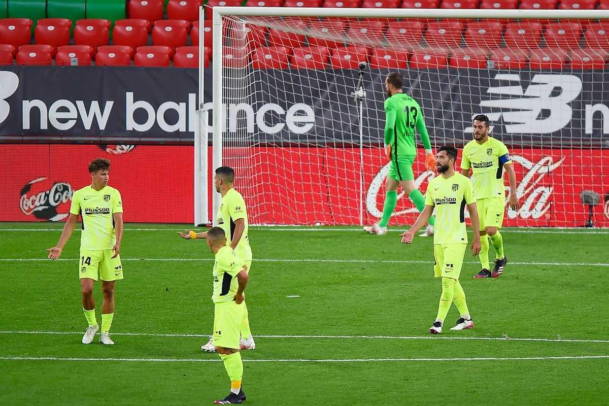 Liga, giornata 32: Atlético ko a Bilbao, occasione Barcellona