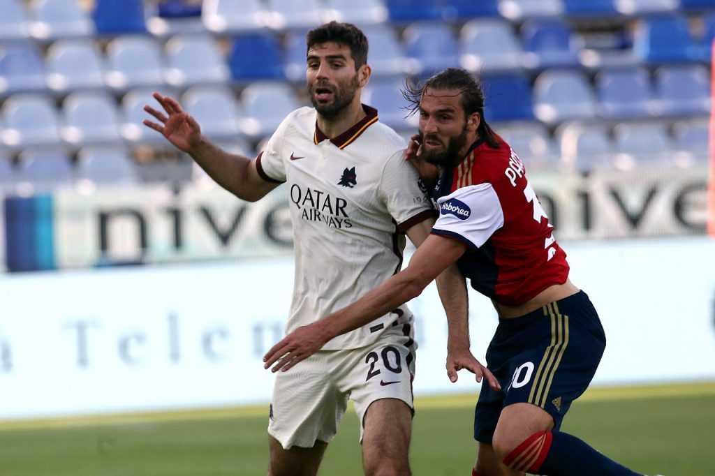 Le pagelle di Cagliari-Roma (3-2): terza vittoria di fila per i sardi