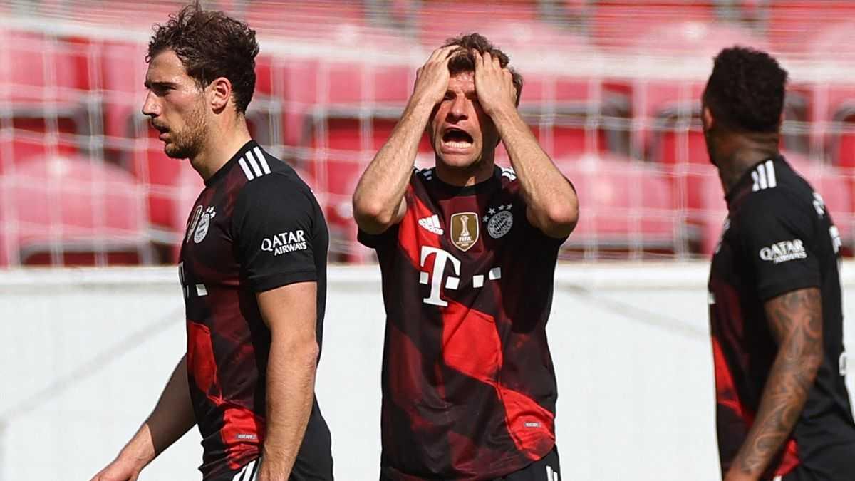 Bundesliga, giornata 31: Bayern Monaco ko, festa rimandata