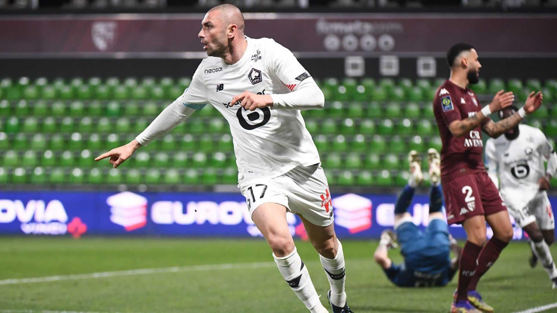 Ligue 1, giornata 32: poker PSG, il Lille mantiene le distanze