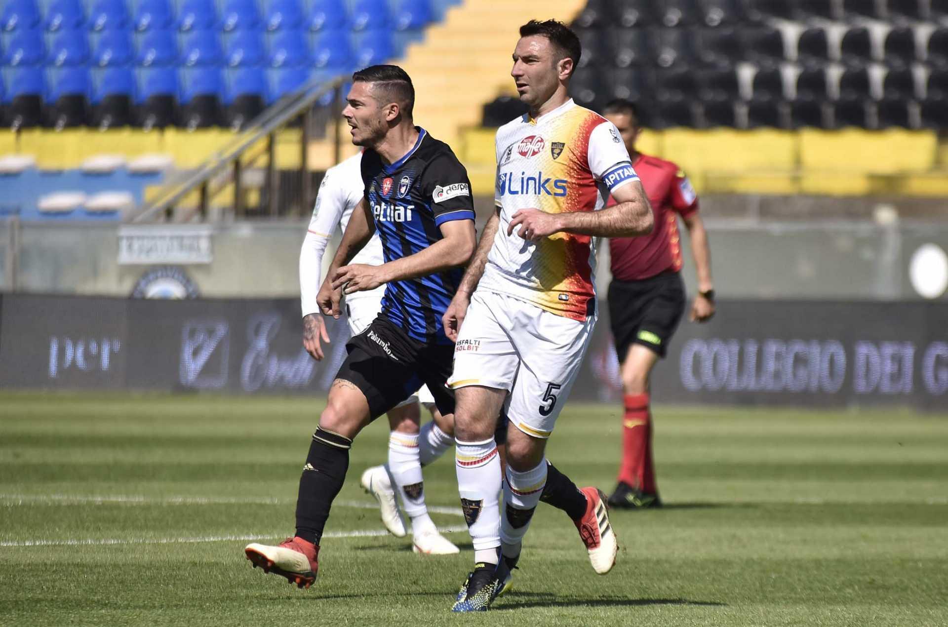 Serie B, giornata 32: Salernitana terza, il Lecce allunga