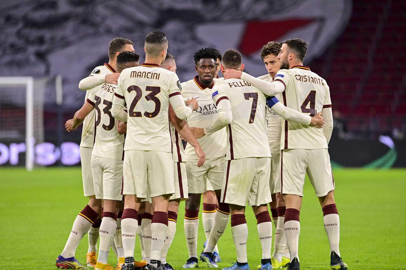 Ajax-Roma (1-2): analisi tattica e considerazioni