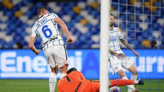 Napoli-Inter (1-1): analisi tattica e considerazioni