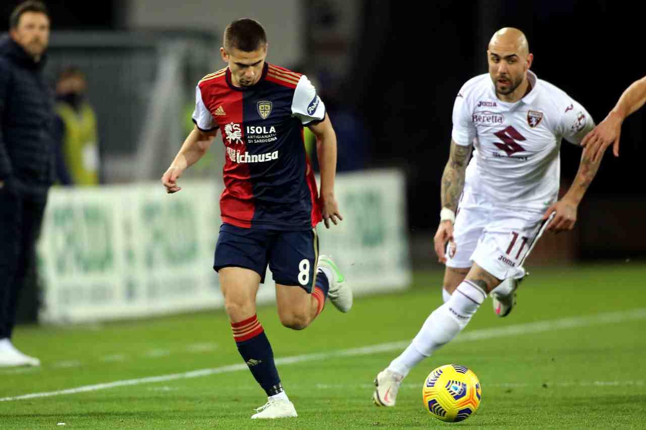 Serie A, meno 5 al traguardo: la lotta salvezza