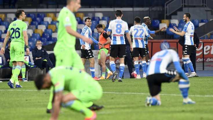 Le pagelle di Napoli-Lazio (5-2): super Insigne