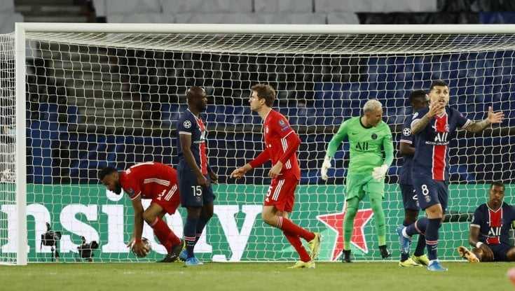 PSG-Bayern Monaco (0-1): analisi tattica e considerazioni