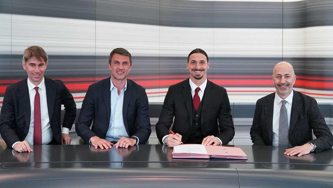 UFFICIALE - Milan, c'è il rinnovo di contratto per Ibrahimovic