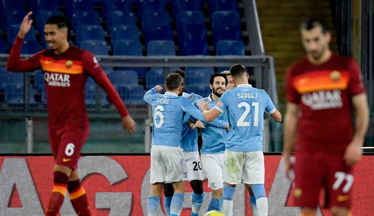 Roma-Lazio: i precedenti del derby capitolino