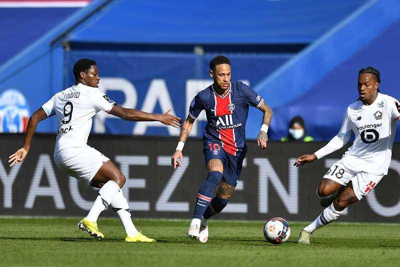 Ligue 1, giornata 31: il Lille vince a Parigi, Monaco terzo