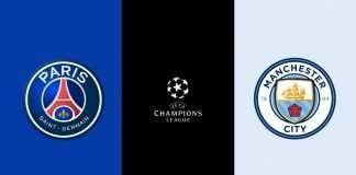 pagelle PSG-Manchester City