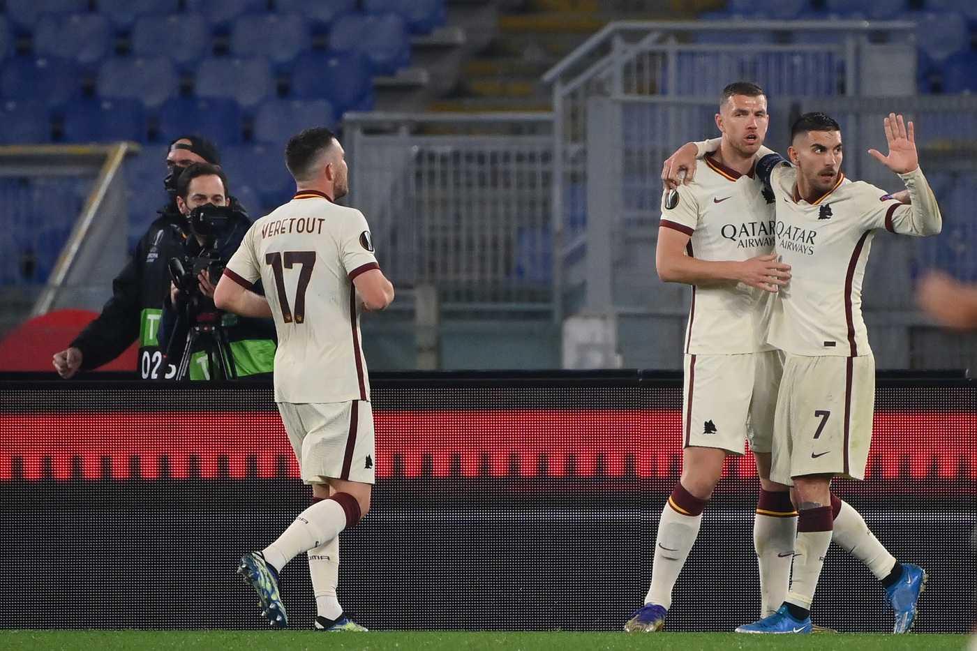 Le pagelle di Roma-Ajax (1-1): Roma in semifinale