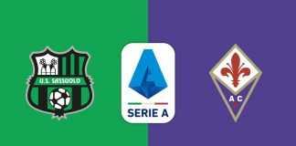 Sassuolo Fiorentina formazioni ufficiali