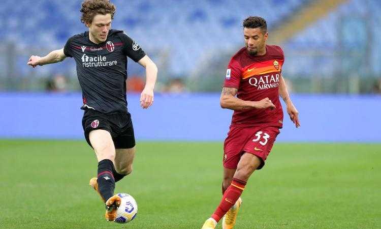 Le pagelle di Roma-Bologna (1-0): la decide Borja Mayoral