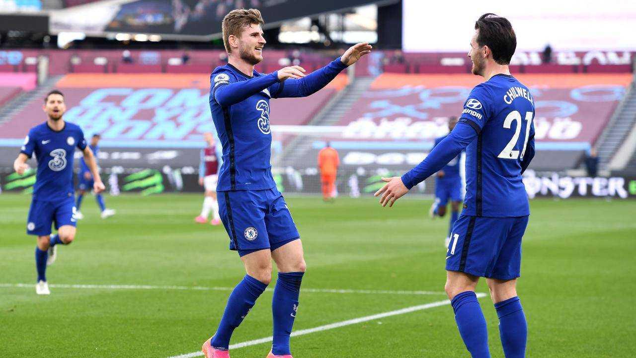 Premier League giornata 33: passo avanti del Chelsea