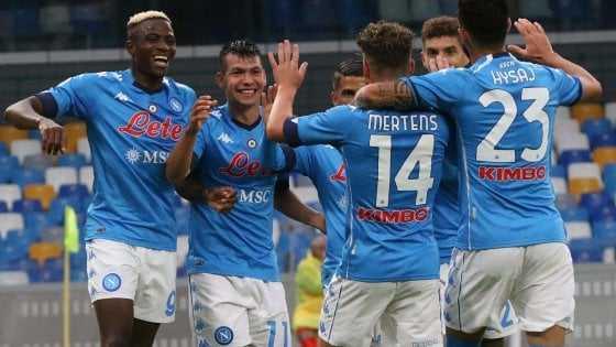 Lotta Champions Serie A: le combinazioni per Napoli, Milan e Juve